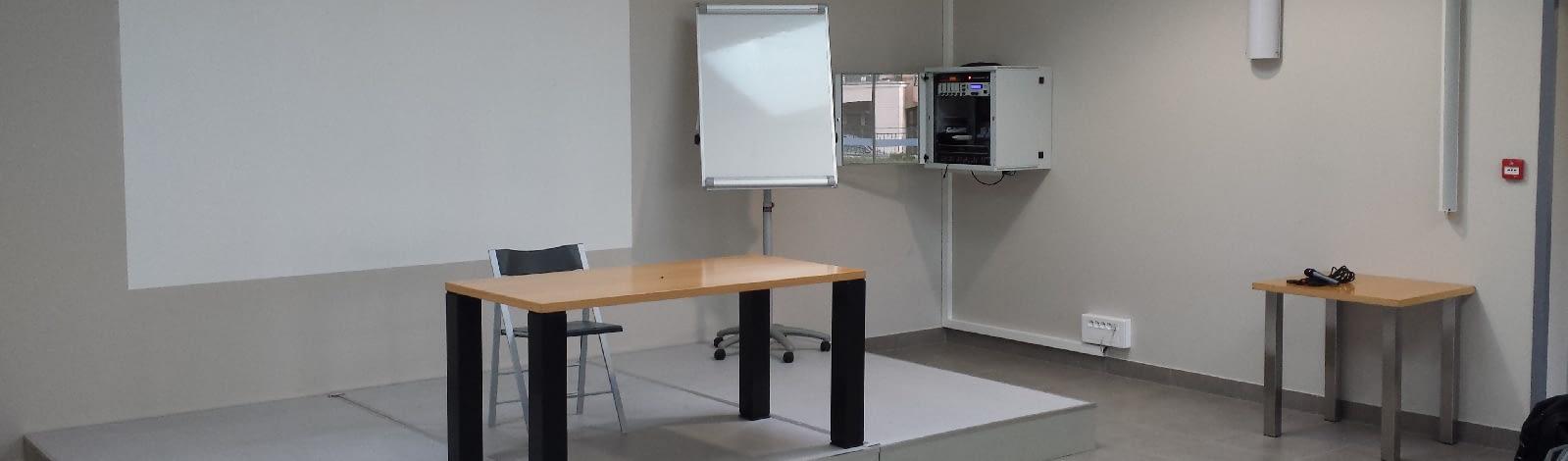 Equipements salles paroissiales audio JB